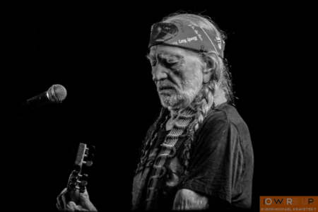 Willie Nelson and Family - Asbury Park, NJ, 9/2/16