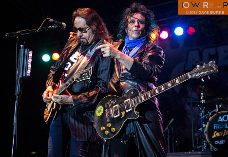 Ace Frehley - Fiesta Days, McHenry, IL, 7/11/15