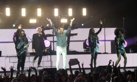 Duran Duran at Philips Arena, Atlanta, 15 Apr 2016