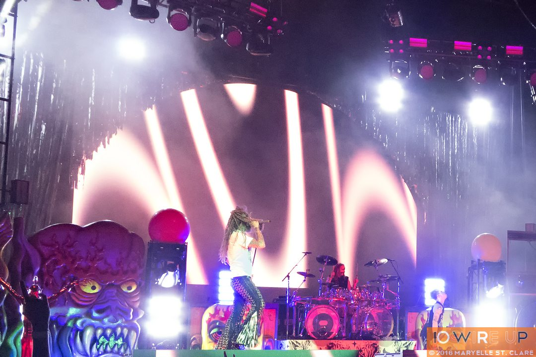 Rob Zombie at Lakewood Amphitheatre, Atlanta, 6 May 2016