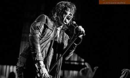 11 September 2015 - Tom Keifer at the Meyer Theater, Green Bay, WI