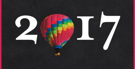 Coldplay 2017 tour hot air balloon