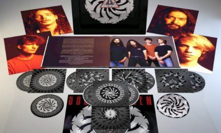 Soundgarden's deluxe LE release of Badmotorfinger