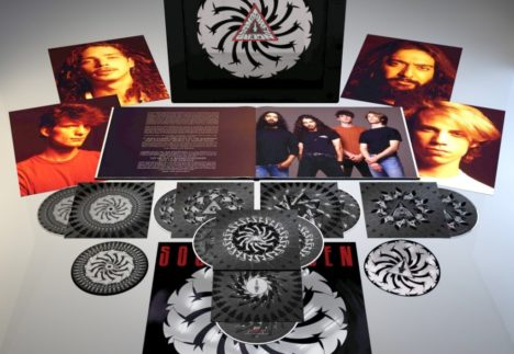 Soundgarden's deluxe LE release of Badmotorfinger