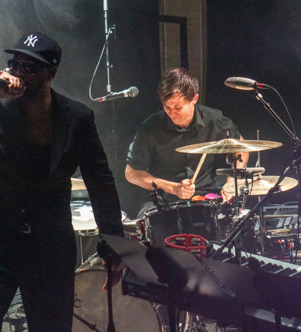 Banks & Steelz at the Bowery, NYC, 9/1/16