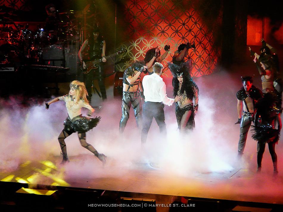 Cher - Philips Arena, Atlanta - 12 May 2014