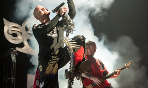 Ivan Moody - Five Finger Death Punch - Duluth GA, 10/11/14
