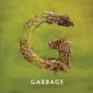 Garbage - Strange Little Birds. Photo: garbage.com.