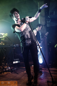 Gary Numan - Mercy Lounge, Nashville - 17 Mar 2014
