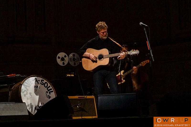 Glen Hansard - Carnegie Hall, NYC, 9/14/16