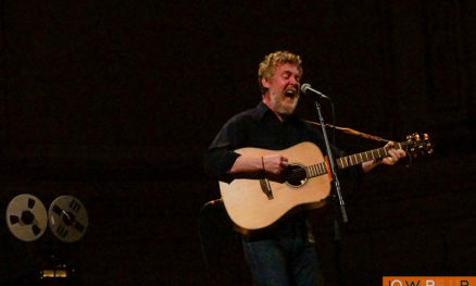 Glen Hansard - Carnegie Hall, NYC, 9/14/16