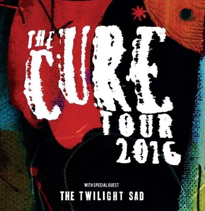 The Cure Tour 2016. Photo: The Cure.