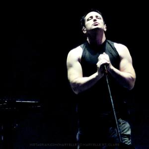 Trent Reznor, NIne Inch Nails, Charlotte NC, 7 Aug 2014