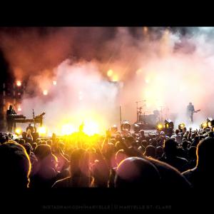 NIne Inch Nails, Charlotte 7 Aug 2014
