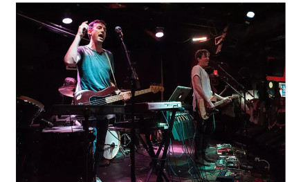 Tanlines, NYLON Magazine's NYLON Guys Tour, Atlanta 2015