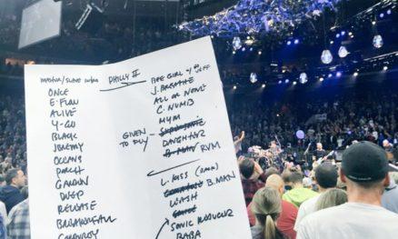 Pearl Jam setlist Philadelphia 4/29/16